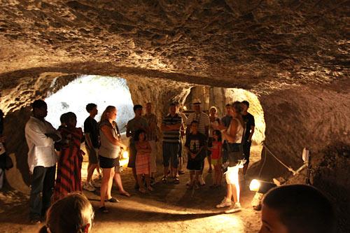 Orvieto Caves
